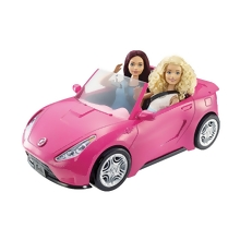 Barbie DVX59 Glam Convertible