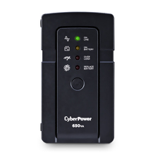 CyberPower RT650 Point-of-Sale UPS System, 650VA/400W, 6 Outlets, Mini-Tower, 5-Year Warranty