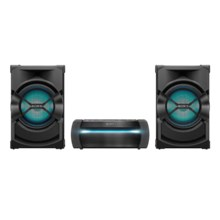 SHAKE-X10 Sony SHAKEX10 High-Power Home Audio System with Bluetooth