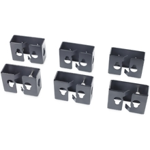 APC Cable Containment Brackets with PDU Mounting Capability for NetShelter SX / SV / VX Enclosures
