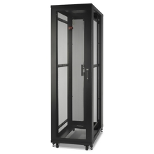 APC NetShelter SV 42U 600mm Wide x 1060mm Deep Enclosure without Sides Black