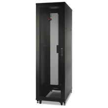 APC NetShelter SV 42U 600mm Wide x 1200mm Deep Enclosure with Sides Black