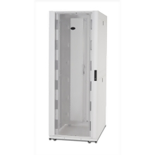 APC NetShelter SX 42U 750mm Wide x 1070mm Deep Enclosure with Sides White