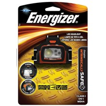 MSHD31BP <i>Energizer</i> Intrinsically Safe<sup>®</sup> Headlight