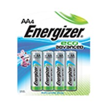 4330207068 <i>Energizer</i><sup>®</sup> EcoAdvanced<sup>®</sup> AA-6 pack