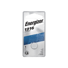 ECR1216BP <i>Energizer</i><sup>®</sup> 1216 Battery-1 pack