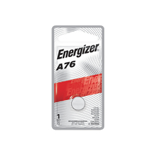 A76BP <i>Energizer</i><sup>®</sup> A76 Battery-1 pack