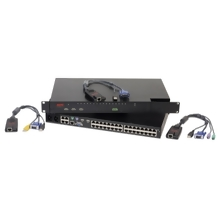APC KVM to APC Switched Rack PDU Power Mgmt Cable