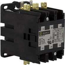 Square D Definite Purpose Contactors CONTACTOR 600VAC 60AMP DPA +OPTIONS