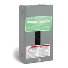 Schneider Electric Homeline Plug-on Neutral Loadcentres HomeLine Loadcentre 1PH 70A 4CCT MAIN LUGS