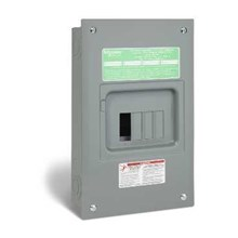 Schneider Electric Homeline Plug-on Neutral Loadcentres HomeLine Loadcentre 1PH 125A 8CCT MAIN LUGS
