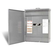 Schneider Electric Homeline Plug-on Neutral Loadcentres HomeLine Loadcentre 1PH 125A 16CCT TYPE 3R MAIN LUGS