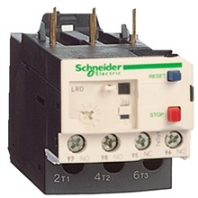 Schneider Electric TeSys LRD thermal overload relays - 1.6...2.5 A - class 10A