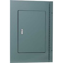 Square D 600V NF Panelboards NQ Panelboard Enclosure Cover/Trim, Type 1, Surface, 20 x 38 in
