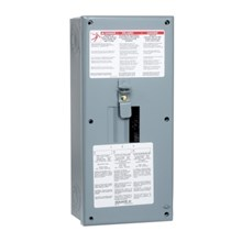 Square D QO Loadcentres - LD CTR QO MLO 240V 100A 3PH 3SP CSA LIST