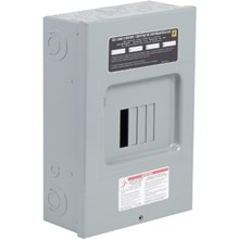 Square D QO Loadcentres - LD CTR QO MLO 240V 100A 1PH 4SP CSA LIST