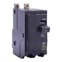Square D QO / QOB Circuit Breakers QO Miniature Circuit Breaker 30A 2P 120/240V 10kA Bolt-on Mount