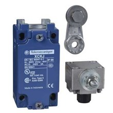 TELEMECANIQUE SENSORS Osiswitch limit switch XCKJ - thermoplastic roller lever - 1NC+1NO - snap action - 1/2NPT
