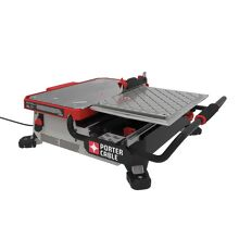 PorterCable PCE980 7 in. Table Top Wet Tile Saw