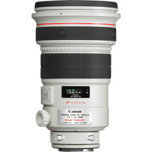 Canon EF 200mm f/2.0L IS USM Canon EF 200mm f/2L IS USM Lens