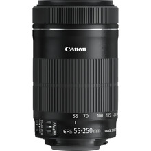 Canon EF-S 55-250mm f/4.0-5.6 IS STM Canon EF-S 55-250mm f/4-5.6 IS STM Lens