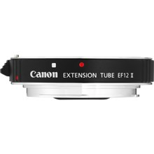Canon Lens Extension Tube EF12 II Canon Extension Tube EF 12 II