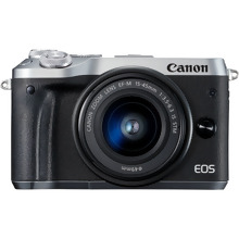 Canon EOS M6 + EF-M 15-45mm IS STM Lens