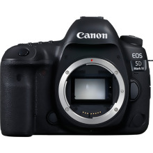 Canon EOS 5D Mark IV Body with Canon Log