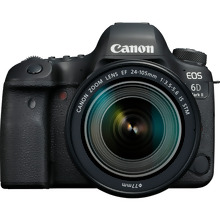 Canon EOS 6D Mark II + EF 24-105mm f/3.5-5.6 IS STM Lens