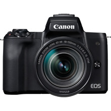 Canon EOS M50 Body + EF-M 18-150mm IS STM - Black