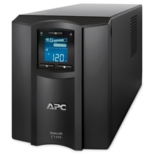 APC Smart-UPS 1500VA, Tower, LCD 120V with SmartConnect Port