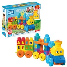 Fisher-Price Mega Bloks® ABC Leren Trein