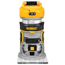DeWalt DCW600B 20V MAX* XR® Brushless Cordless Compact Router