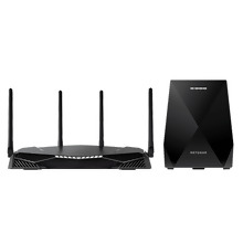 Netgear XRM570 Nighthawk Pro Gaming WiFi Router and Mesh WiFi System with DumaOS (XRM570-100EUS)