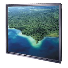 Da-Lite 27585 Polacoat Rear Projection Screen Da-Plex - 72 x 96 - 120 Diagonal
