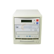 Ily DM-ILY-ADS1801HU Beige 1 to 1 DVD Duplicator with Sony Q170 Drives, USB Port Model DM--ADS1801HU