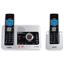 VTECH LS6125-2 T 6.0 Two Handset Bundle with Caller ID and ITAD