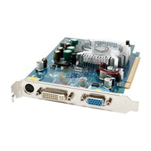 BFG Tech GeForce 7300 GS OC Graphics Card - nVIDIA GeForce 7300 GS 575MHz - 256MB - PCI Express x16 (BFGR73256GSOCE)