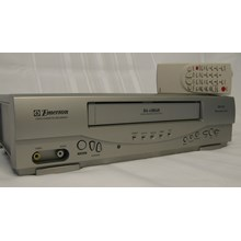 Emerson MODB000U27E7A 4-Head Video Cassette Recorder with On-Screen Programming Display