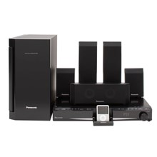 Panasonic SCPT660 T660 5.1 Channel Home Theater System