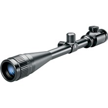 Tasco TG62442I 6 - 24 x 42mm Target & Varmint Series Riflescope, Matte Black Finish with Illuminated True Mil-Dot Reticle