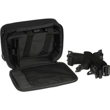 Varizoom VZ-CC Custom Case with Straps for TFT Monitors.