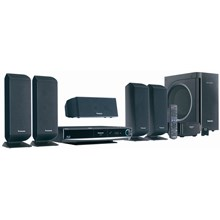 Panasonic SCBT100 T100 Blu-Ray Home Theater Surround System