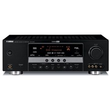 Yamaha Corp. of Americ HTR-6140BL Home Theater Receiver