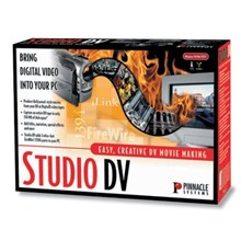 Pinnacle Systems 135STDDVN Studio DV