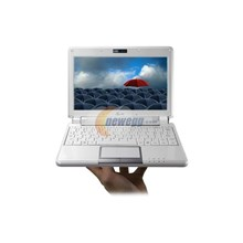 """Asus Eee PC 901 XP - Pearl White Eee PC 901 12G 8.9"""" Display, Intel ATOM Processor, 1 GB RAM, 12 GB Solid State Drive, XP Home, 6 Cell Battery Pearl White"""
