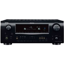 Denon AVR1909 7.1 CH/5.1+2 CH Independent Zone Home Theater Receiver