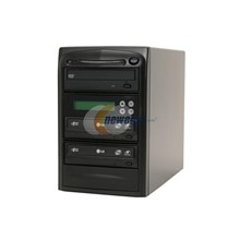 SySTOR Systems ALTA02LSHD Black 1 to 2 DVD Duplicator Lightscribe with USB port & 250GB Hard Drive Model