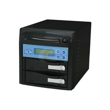 SySTOR Systems ALTA01HDD Black 1 to 1 Hard Drive Duplicator For IDE 3.5 & 2.5 HDD Model