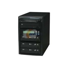 SySTOR Systems ALTA03LS Black 1 to 3 DVD Duplicator Lightscribe with USB port Model